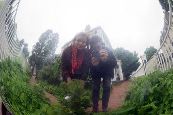 Mathilde et Manu