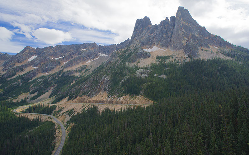 Washington Pass - North Cascades National Park