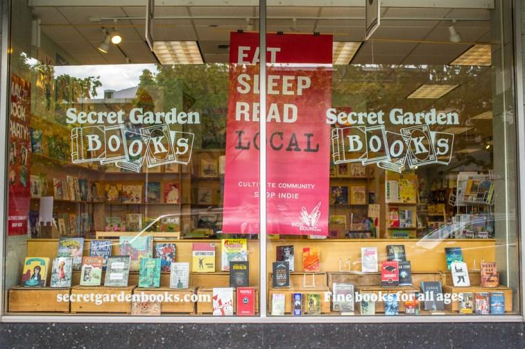 Ballard Seattle bookstore