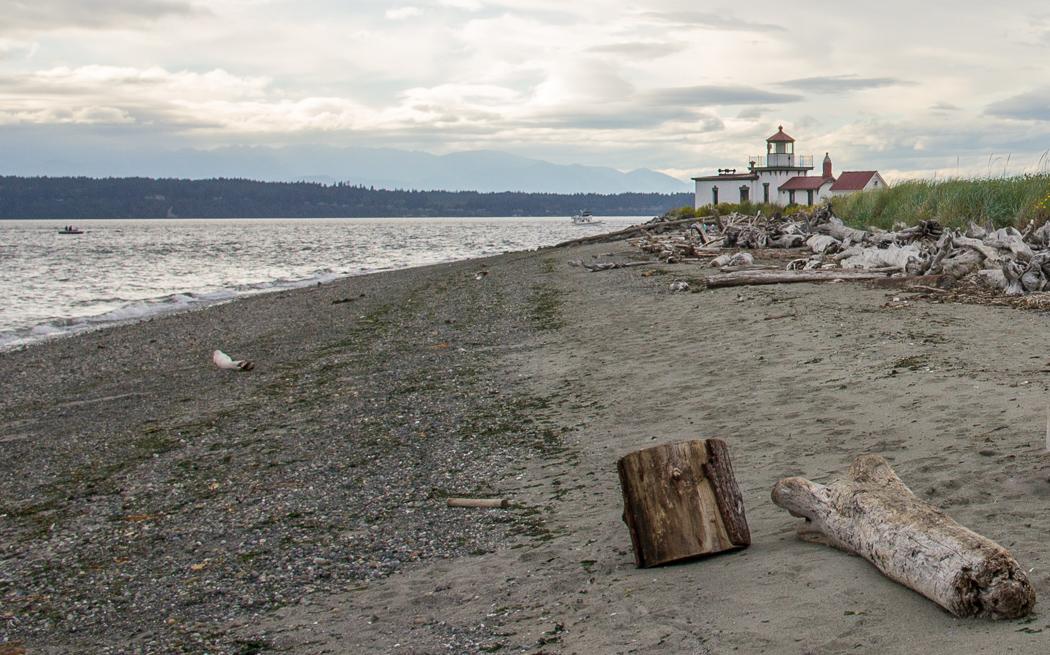 Seattle parc et phare