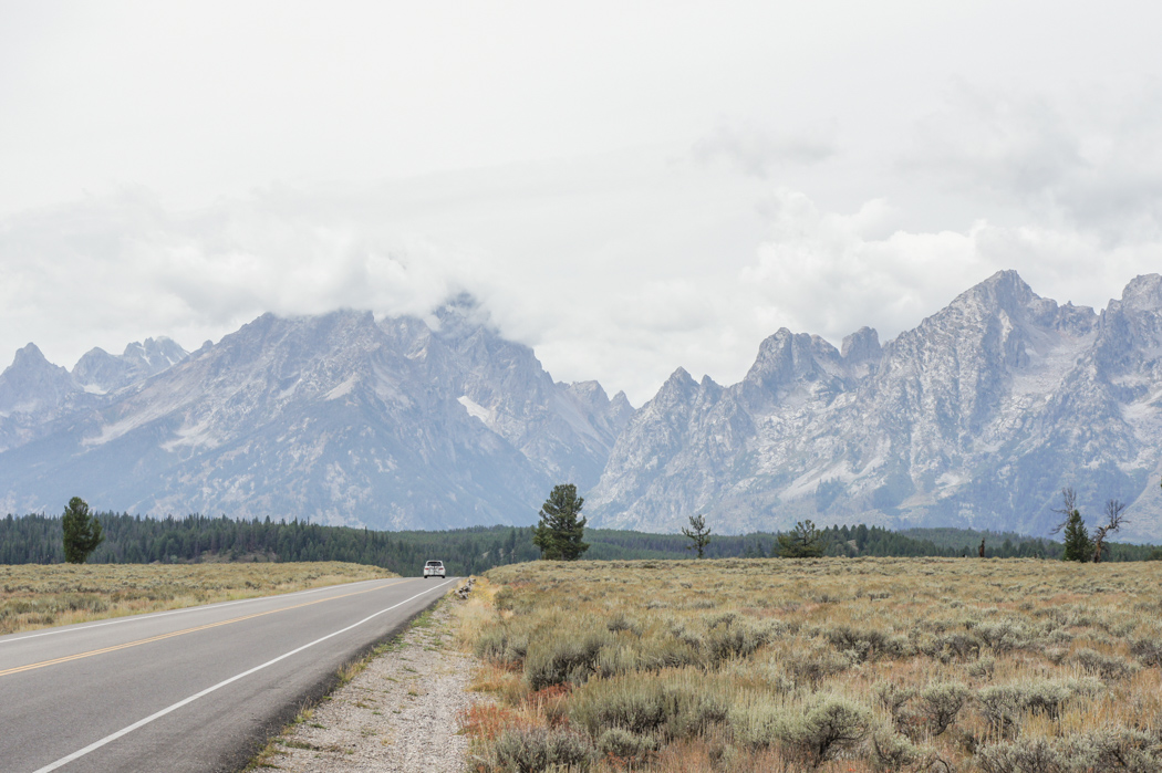 Grand Teton Wyoming 1