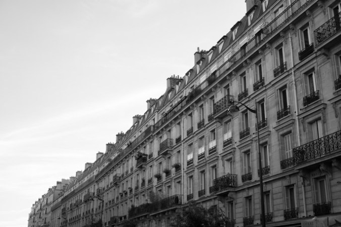 Appartements haussmaniens Paris