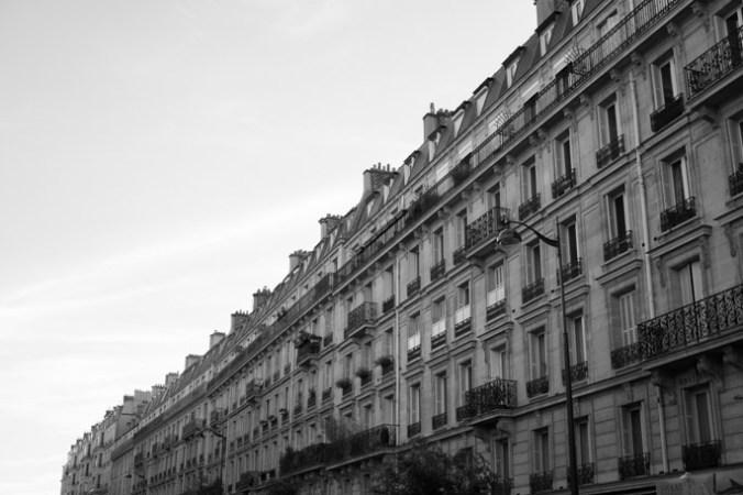 Appartements haussmaniens Paris