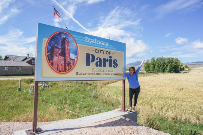 Paris Idaho