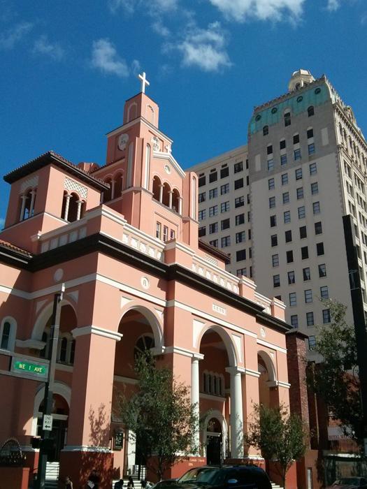 Chiesa - Downtown Miami