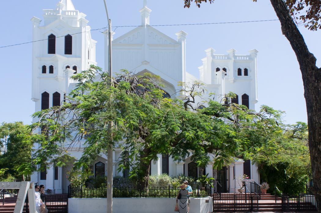 St Paul's Episcopal - Key West - Floride