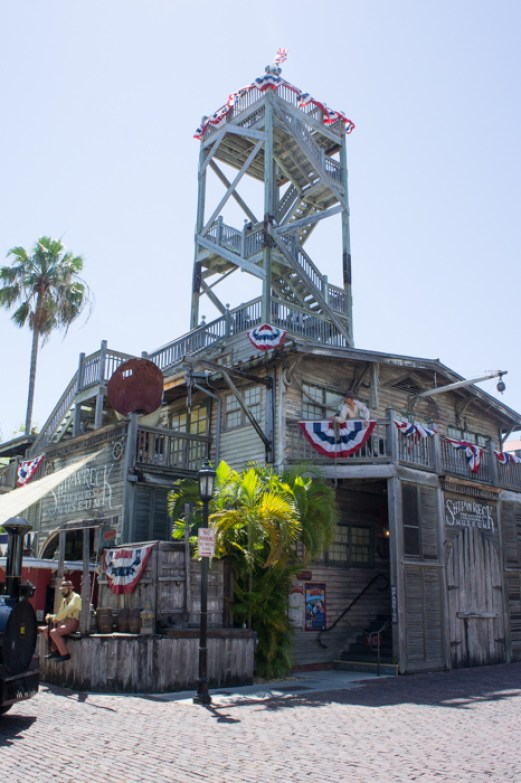 Key West Shipwreck Museum - Key West - Floride