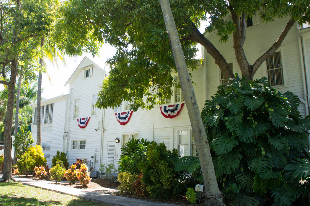 Little White House of Key West - Floride