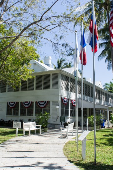 Little White House of Key West - Floride 1