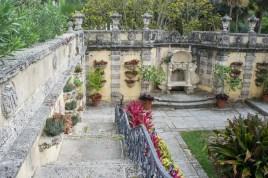 Villa Vizcaya - Coconut Grove - Miami -Floride - jardins