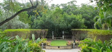 Villa Vizcaya - Coconut Grove - Miami -Floride - jardins 1