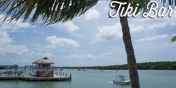 Tiki Bar - Visiter la Floride