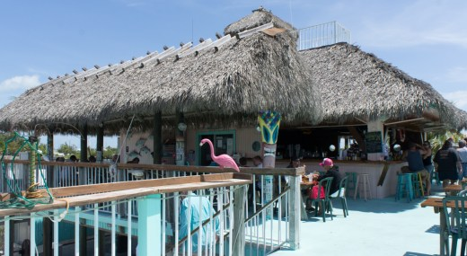 Tiki bar dans les Keys - Floride