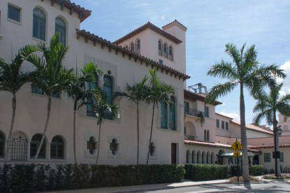 Golf club - Via Mizner - Worth Avenue - Palm Beach - Floride