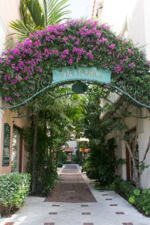 Via Parigi Via Mizner - Worth Avenue - Palm Beach - Floride