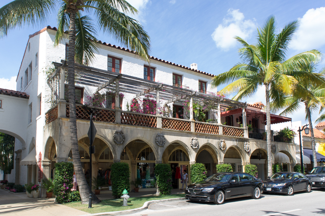 Worth Avenue - Palm Beach - Floride
