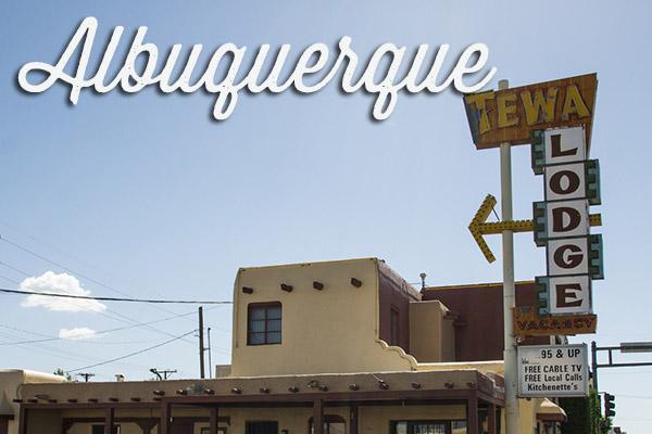 visiter Albuquerque au Nouveau Mexique