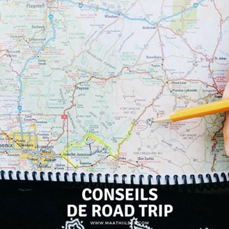 Conseils Road Trip americain