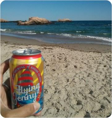 Flying Jenny bière du Rhode Island