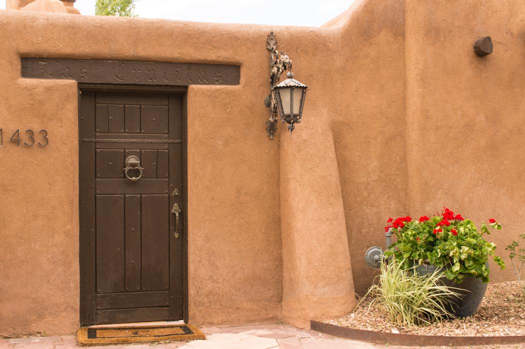 Porte Santa Fe - New Mexico 2