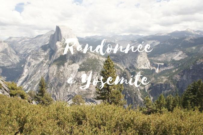 Randonne a Yosemite