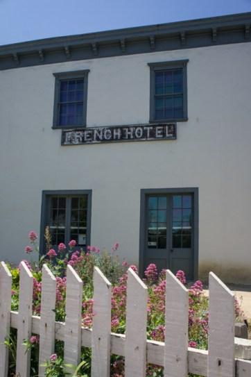 French Hotel à Monterey - Californie