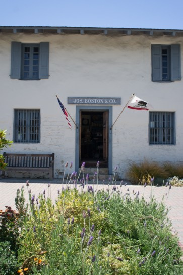 Vieux Monterey Californie