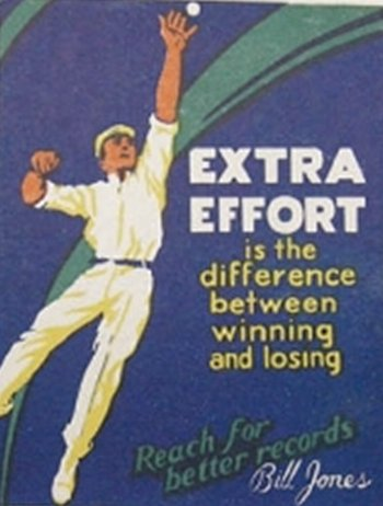 Vintage Business Motivational Posters from the 1920s & 1930s 3