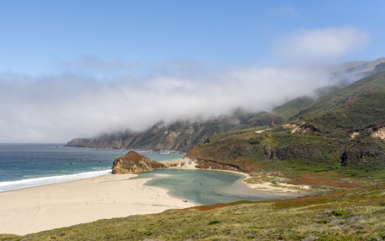 Big sur Californie Route 1 road trip