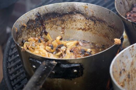 Formaggio Kitchen - BBQ - Cambridge - oignons