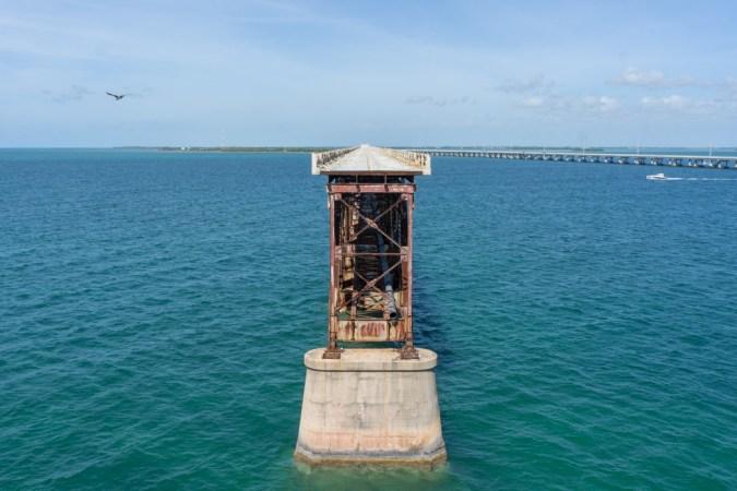 Florida Keys - Pont coupé