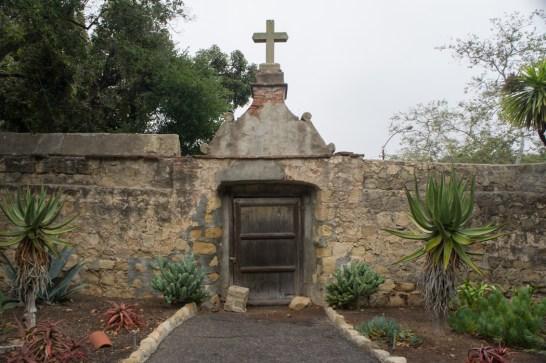 La mission de Santa Barbara Californie 1