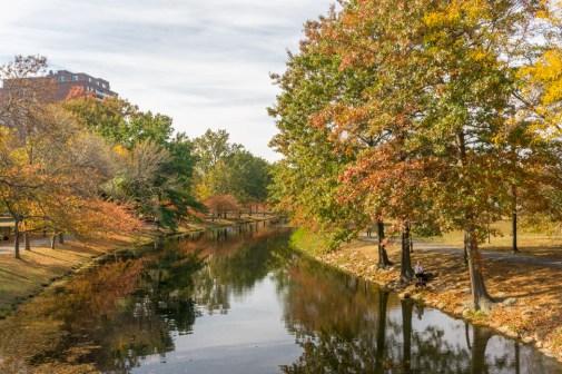 Boston automne Nouvelle Angleterre rivière