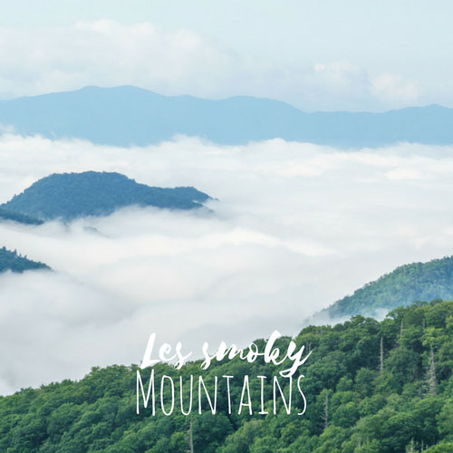 smoky mountains road trip usa