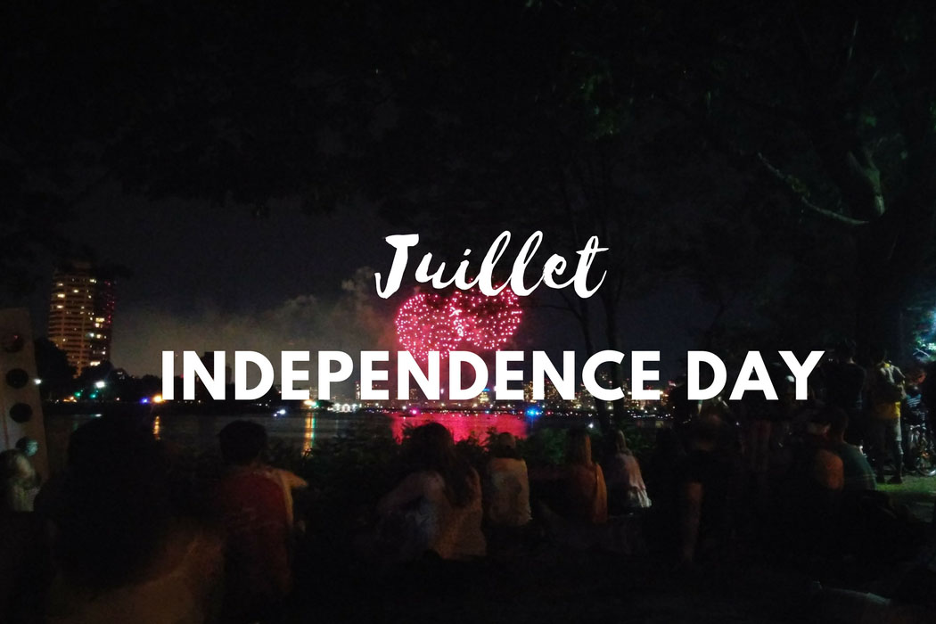 Juillet Independence Day