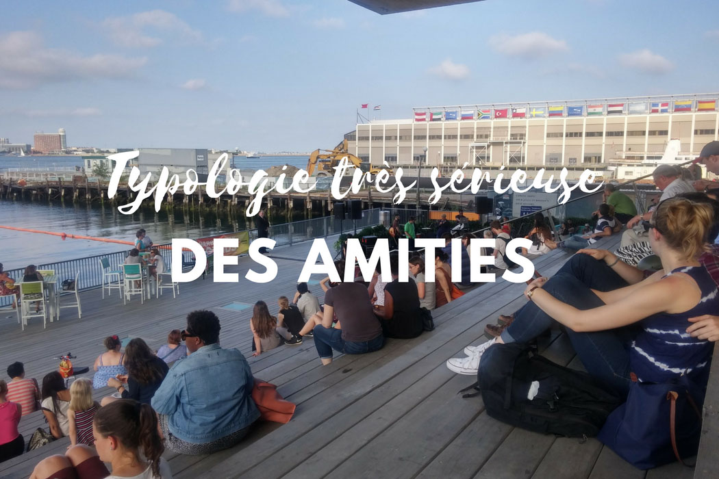 typologie amities