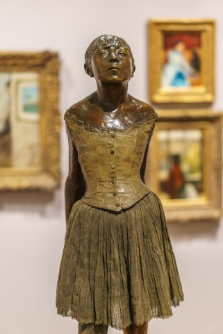 Harvard Art Museum Degas danseuse