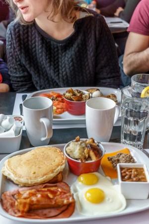 voyage-quebec brunch l'avenue montréal