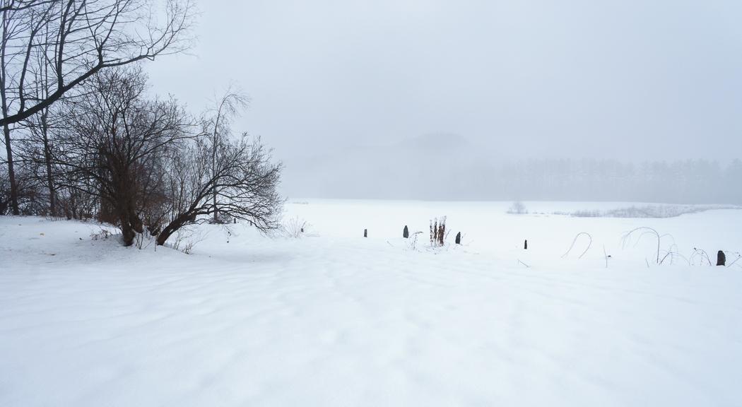 voyage vermont la neige