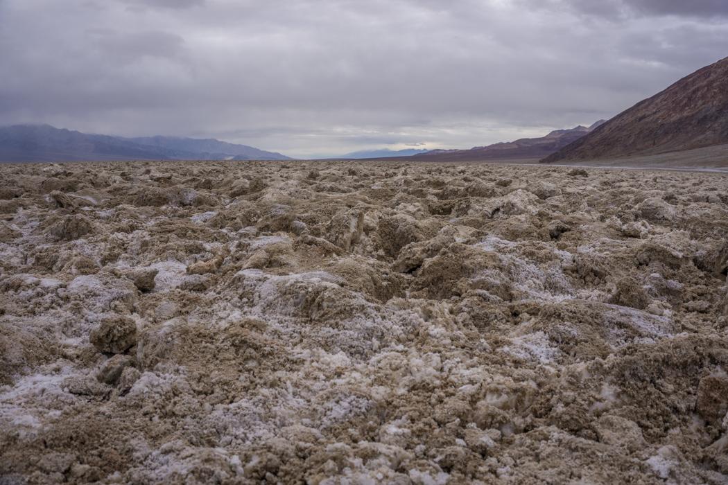 death valley california - Bad Water