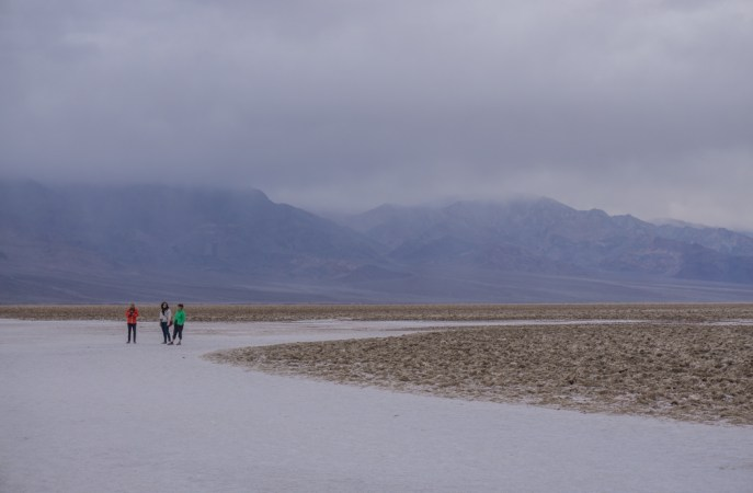 death valley california - Badwater 2