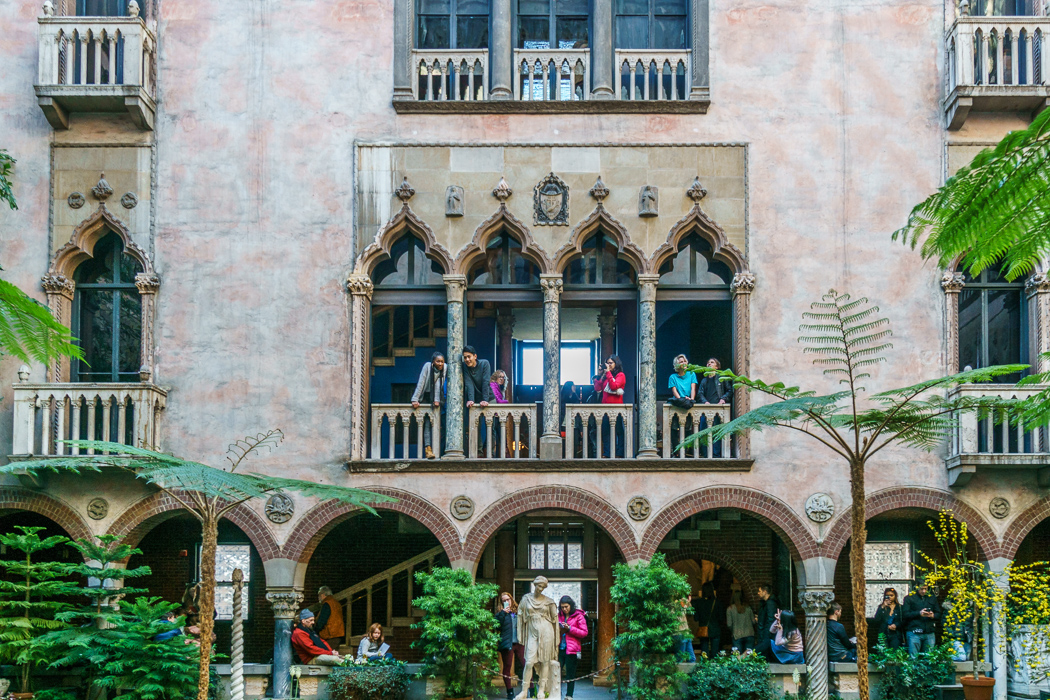 Isabella Stewart Gardner Museum 1