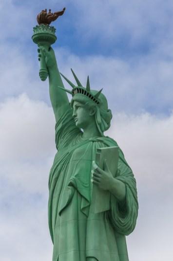 las vegas - La statue de la liberté