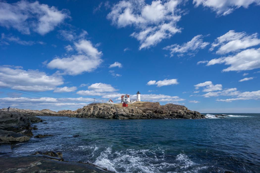 Nubble Lighthouse - Cape Neddick - Nouvelle Angleterre - www.maathiildee.com