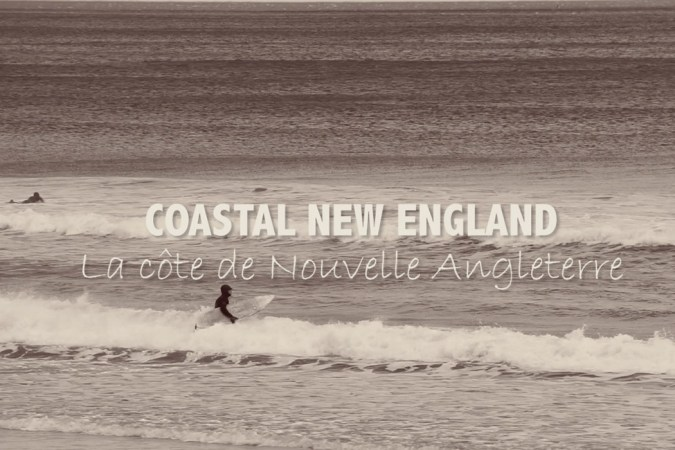 coastal new england // La côte de Nouvelle Angleterre - Le blog de Mathilde www.maathiildee.com