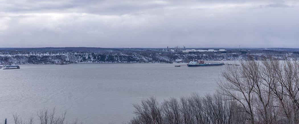 Quebec city - le Saint Laurent