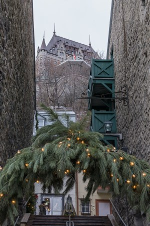 Quebec city - funiculaire