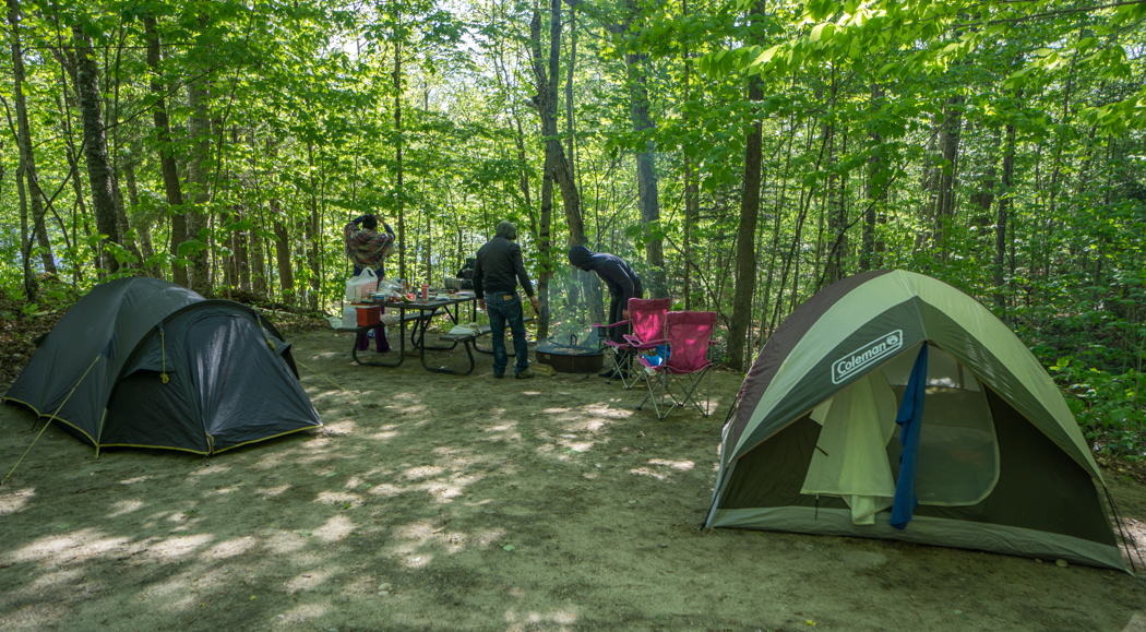Camping Vermont-1