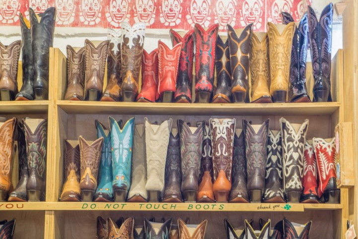 Austin texas boots