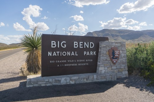 Big Bend Texas - national park